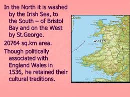 wales wales forming part of the united kingdom of great britain and