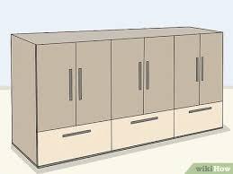 how to adjust corner kitchen cabinet hinges 3 ways to adjust style cabinet hinges wikihow