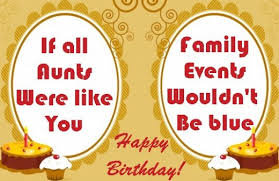 happy birthday wishes for an aunt messages and poems for an