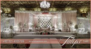 home decoration for wedding tulips event best pakistani wedding stage decoration flowering for