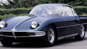 lamborghini 350 gtv comment of the day the company built on a chipped shoulder