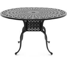 48 Round Patio Table by Carondelet 5 Piece Wicker Patio Dining Set W 48 Inch Round Patio