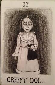 the creepy doll joshua alan doetsch