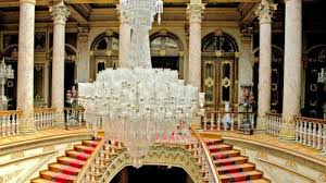 Giant Chandelier Small Group Dolmabahçe Palace Half Day Tour Istanbul Expedia