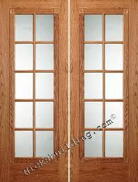 Solid Interior French Doors Oak Doors Oak Interior Doors Solid Oak Doors