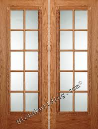 Solid Wood Interior French Doors Oak Doors Oak Interior Doors Solid Oak Doors
