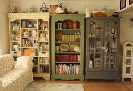 24 new shabby chic bookcases yvotube com