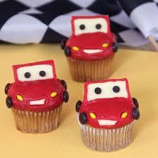 lightning mcqueen cakes lightning mcqueen cupcakes disney family