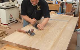 table top glue up sandal woods fine woodworking