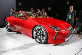 lexus lc 500 convertible price lexus lc packs hp goes on sale next may convertible superb front