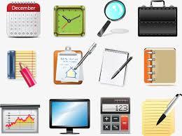 icone bureau gratuit bureau de l icône de vecteur bureau icône de travail png et