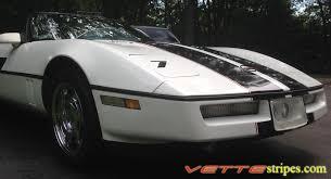 c4 corvette length c4 corvette length racing stripes vettestripes com