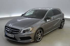 used mercedes benz a class amg sport for sale motors co uk