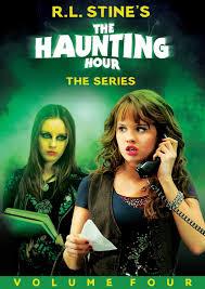 amazon com r l stine u0027s the haunting hour the series vol 4