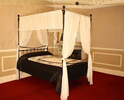 Black Canopy Bed Frame Canopy Beds Celtic Beds