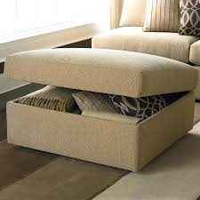 Oversized Storage Ottoman Oversized Storage Ottoman Coffee Table Medium Size Of Leather