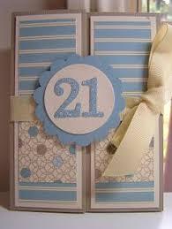 21st birthday card handmade card inspiration pinterest 21st