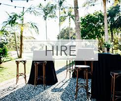 wedding hire gray station wedding styling hire brisbane gold