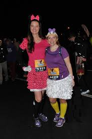 minnie mouse daisy duck running costumes sew run