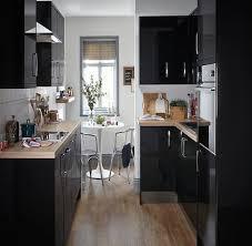 b u0026q it santini gloss black slab kitchen compare com home
