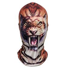 Compare Prices On Tiger Halloween Mask Online Shopping Buy Low