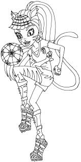 film monster high printables monster high coloring pages games