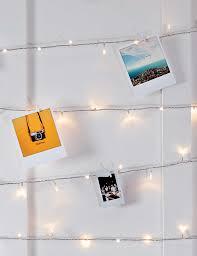 bedroom hanging string lights solar led lights white