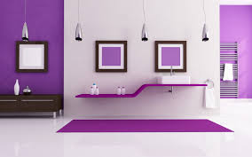 interior wallpapers for home decorations purple modern living room interior design decore