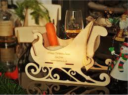 personalised christmas eve sleigh