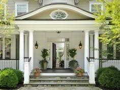 front porches on colonial homes trim detail how to bring out your home s character with trim
