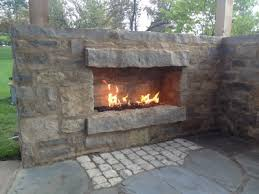 Outdoor Lp Fireplace - remarkable decoration outdoor natural gas fireplace tasty 1000