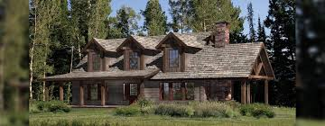 timber frame and log home floor plans by precisioncraft rivermill log home plan