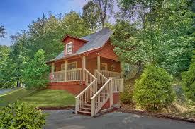 1 bedroom cabin rentals in gatlinburg tn honeymoon cabin with pool pigeon forge