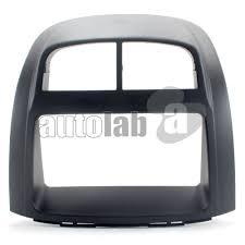 lexus es330 dash kit perodua myvi toyota passo double din black car stereo