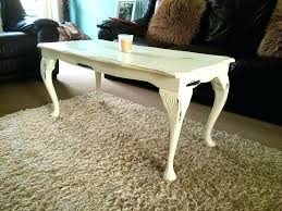 shabby chic coffee table for house interior u2014 all home design