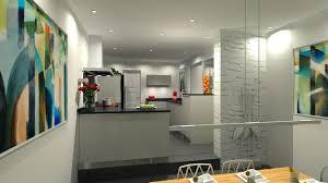 separation en verre cuisine salon separation de cuisine en verre separation de cuisine en verre