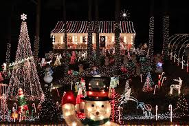christmas lights eastern nc 17 best christmas displays in north carolina