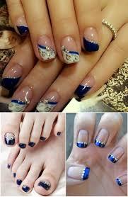 wedding nail art makes you look stunning on your wedding day tbm