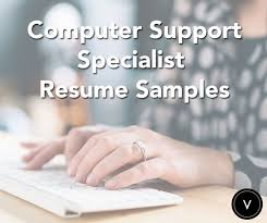 Payroll Specialist Resume Sample by System Support Specialist Resume