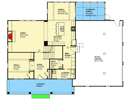 2 story floor plans with garage 2 story country house plan with garage options 970013vc