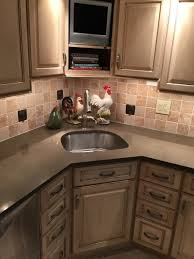 Backsplash With Accent Tiles - tile gallery stone center