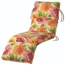 Floral Chaise Home Decorators Collection Chaise Lounge Cushions Outdoor