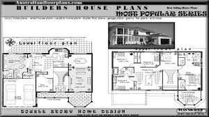 story modern house plans escortsea double storey home awful design