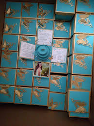 laura u0027s quinceañera diy butterfly themed invitations box