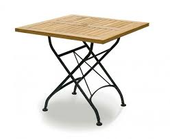 Square Bistro Table Outdoor Square Bistro Table And 4 Chairs Patio Garden Bistro