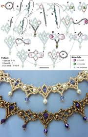2980 best beading patterns images on pinterest bead beading and