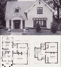 Vintage Home Design Plans Cottage House Plans Hitoric Victorian Small Bungalow Home Design