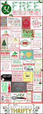397 best christmas printables images on pinterest christmas