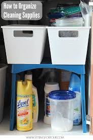 Ideas To Organize Kitchen - 30 clever ideas to organize your kitchen in the garage