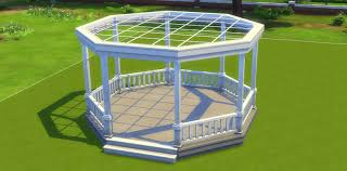 Sims 3 Awning How To Build A Gazebo In The Sims 4 Sims Online